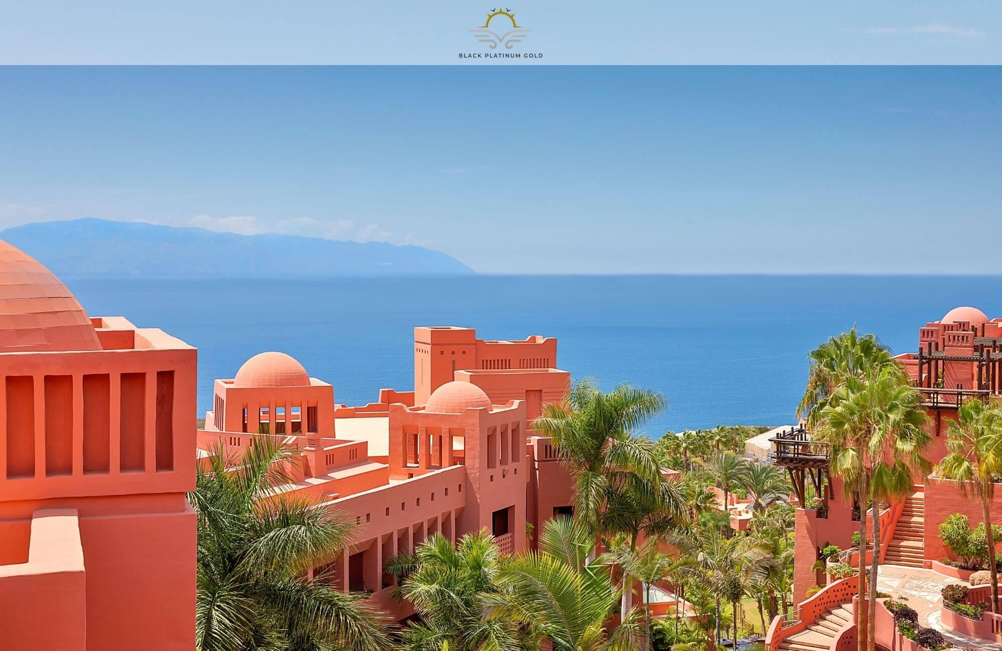 Tenerife – 2 Nights at The Ritz-Carlton Abama Canary Islands