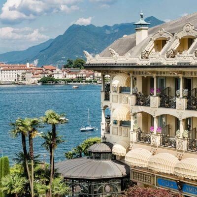 Italy – 2 Nights at Villa & Palazzo Aminta on Lake Maggiore