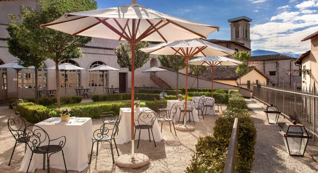 Palazzo Seneca Relais & Châteaux – Elegance and Design in Norcia, Umbria, Italy
