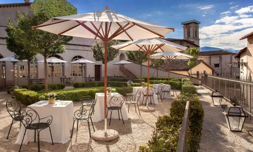 Norcia, Italy – 2 Nights at Palazzo Seneca Relais & Châteaux
