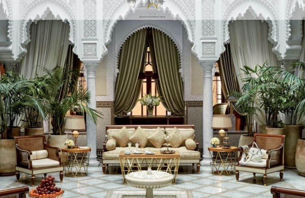 The 7 Most Extravagant Hotel Suites in the World | Black Platinum Gold