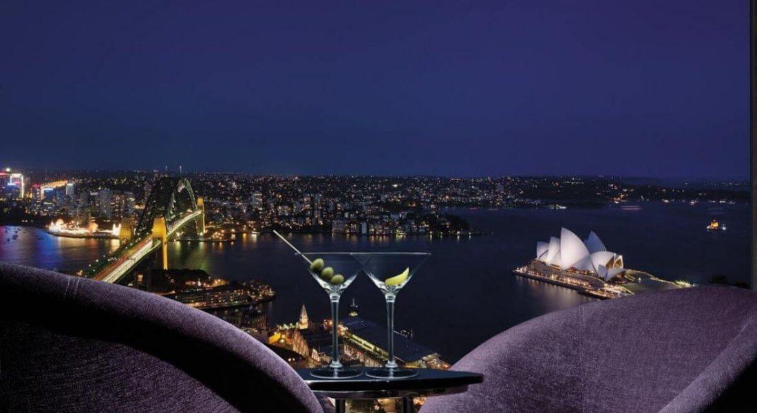 Shangri-La Hotel, Sydney – Australia