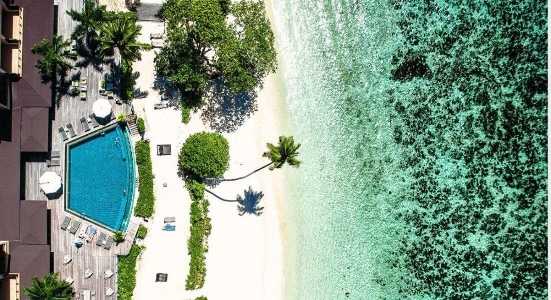 Yes Seychelles! Your Pristine Beach in Mahé at Allamanda Resort & Spa