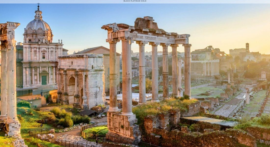 All Roads lead to Rome – City Break in the Eternal City