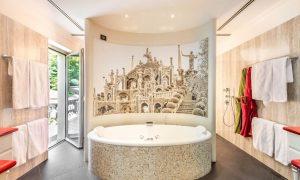 Villa & Palazzo Aminta – Unexpected Belle Époque Mansion on the Lake Maggiore, Italy - Black Platinum Gold