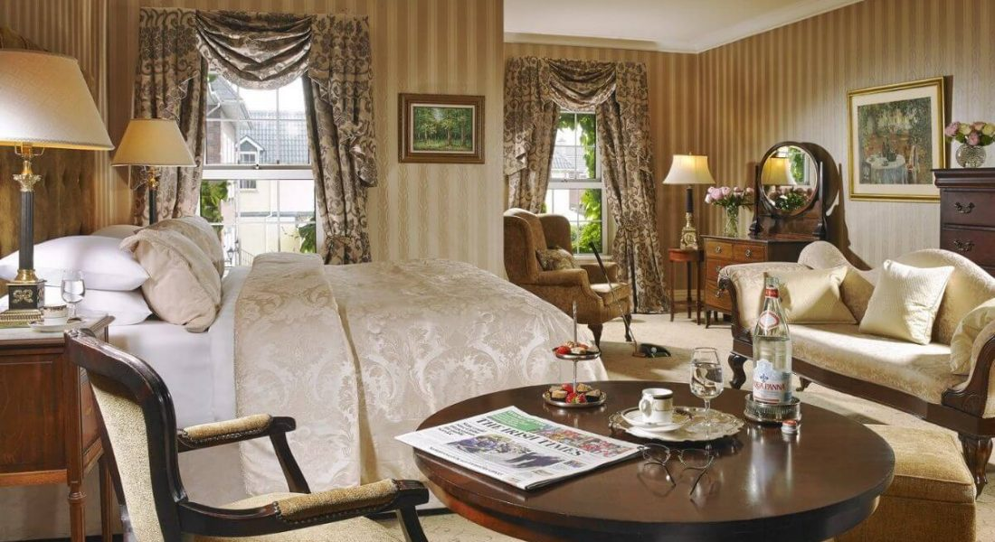 Hayfield Manor Hotel – Cork, Ireland