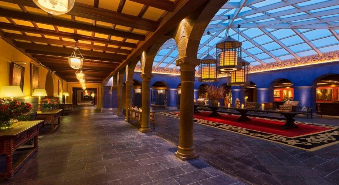 Palacio del Inka, a Luxury Collection Hotel – Cusco, Peru