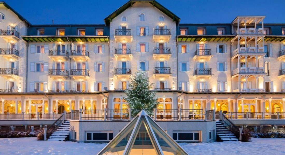 Cristallo, Luxury Collection Resort & Spa – Cortina d'Ampezzo, Italy