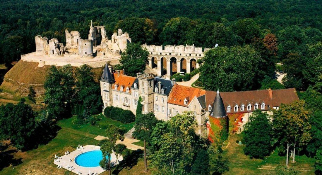 Château de Fère Hôtel & Spa – Champagne, France