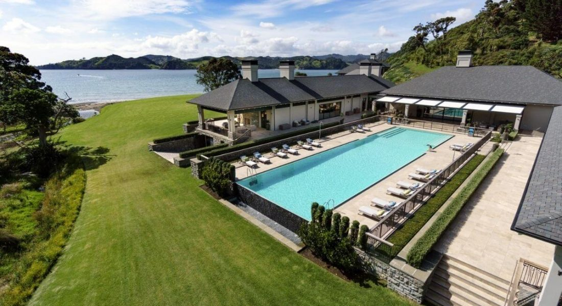 Helena Bay Lodge – New Zealand