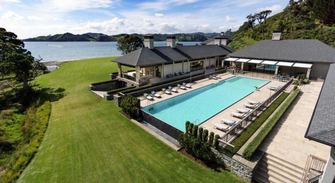 Helena Bay Lodge – New Zealand