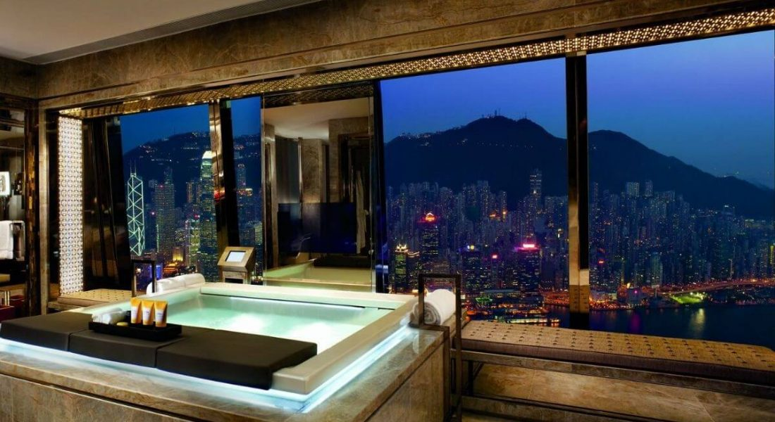 The Ritz-Carlton, Hong Kong – China