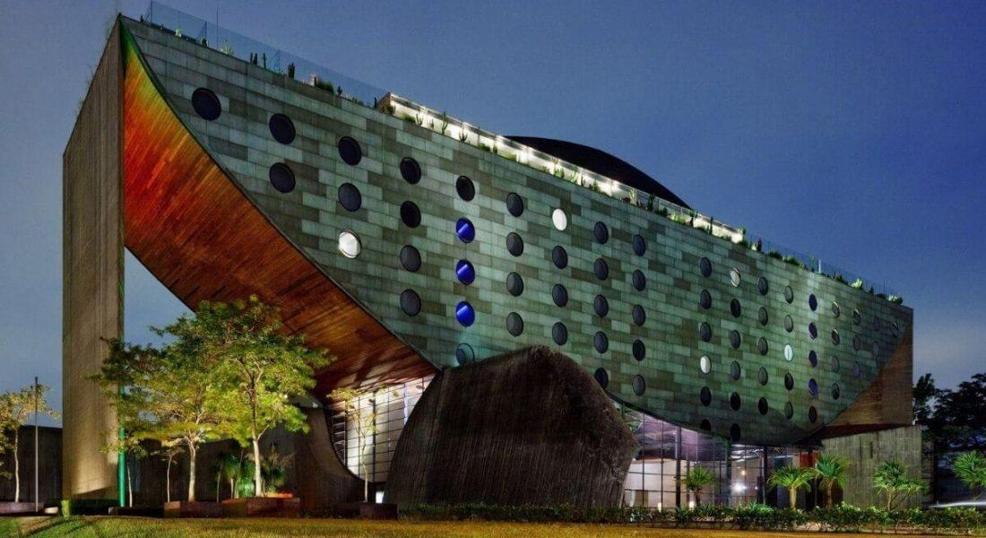 Hotel Unique – São Paulo, Brazil