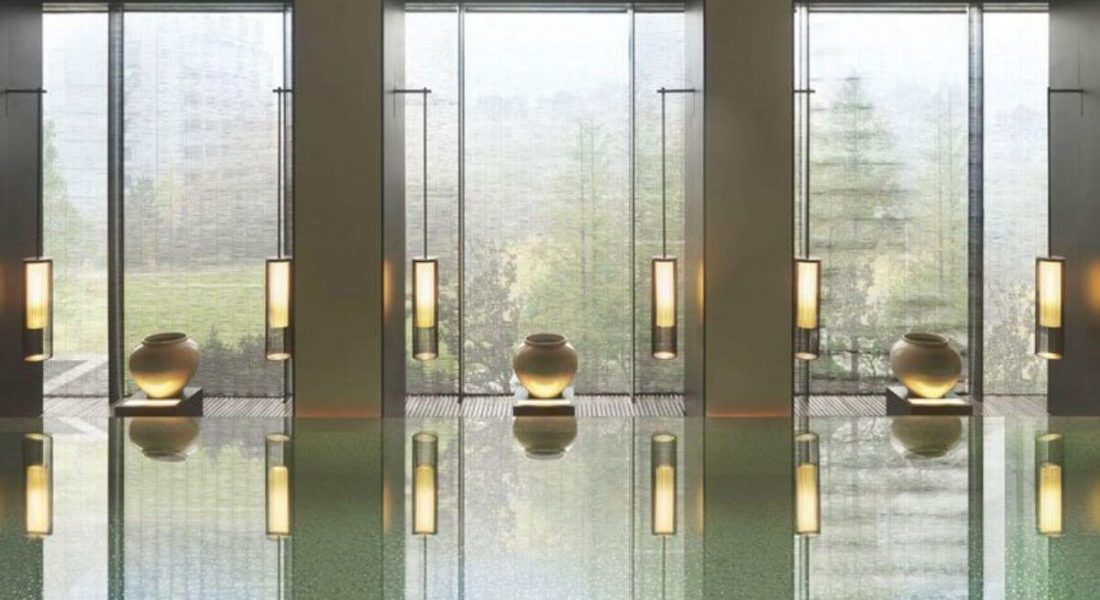 The Puli Hotel & Spa – Shanghai, China