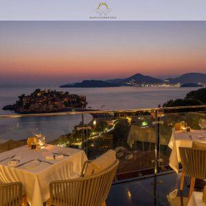 Villa Geba – Refined Luxury Hideaway in Montenegro | Black Platinum Gold