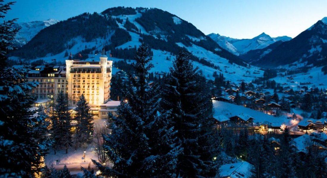 Gstaad Palace – Switzerland