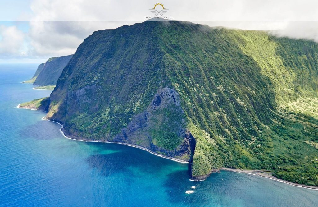Until We Meet Again: The Ultimate Travel Guide to Hawaii | Black Platinum Gold