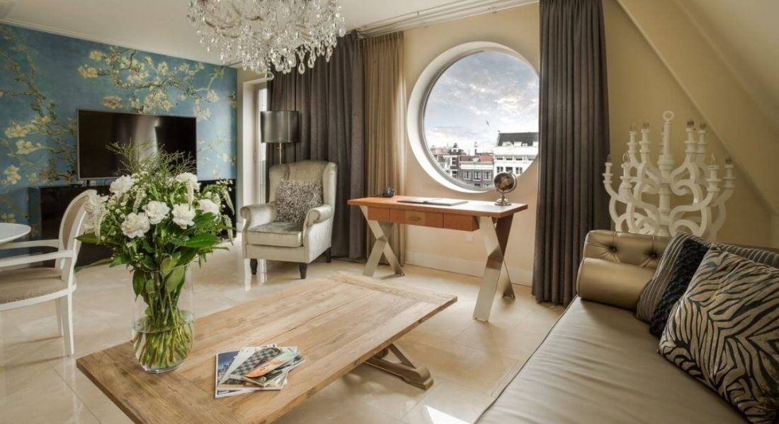 Luxury Suites Amsterdam – Netherlands