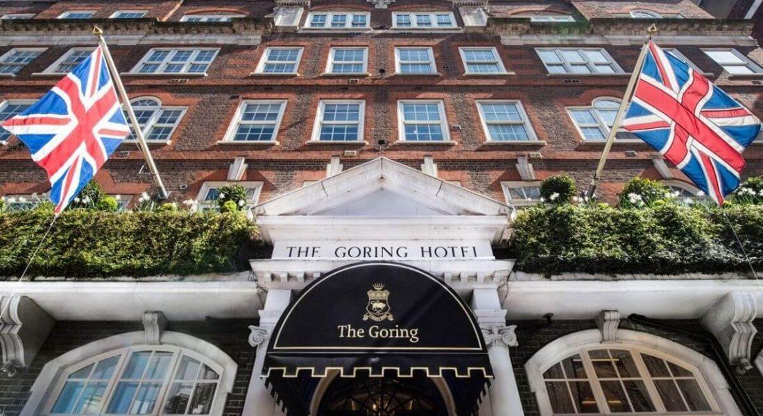 The Goring Hotel – London, United Kingdom