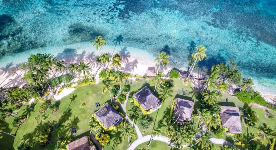 Qamea Resort & Spa – Fiji