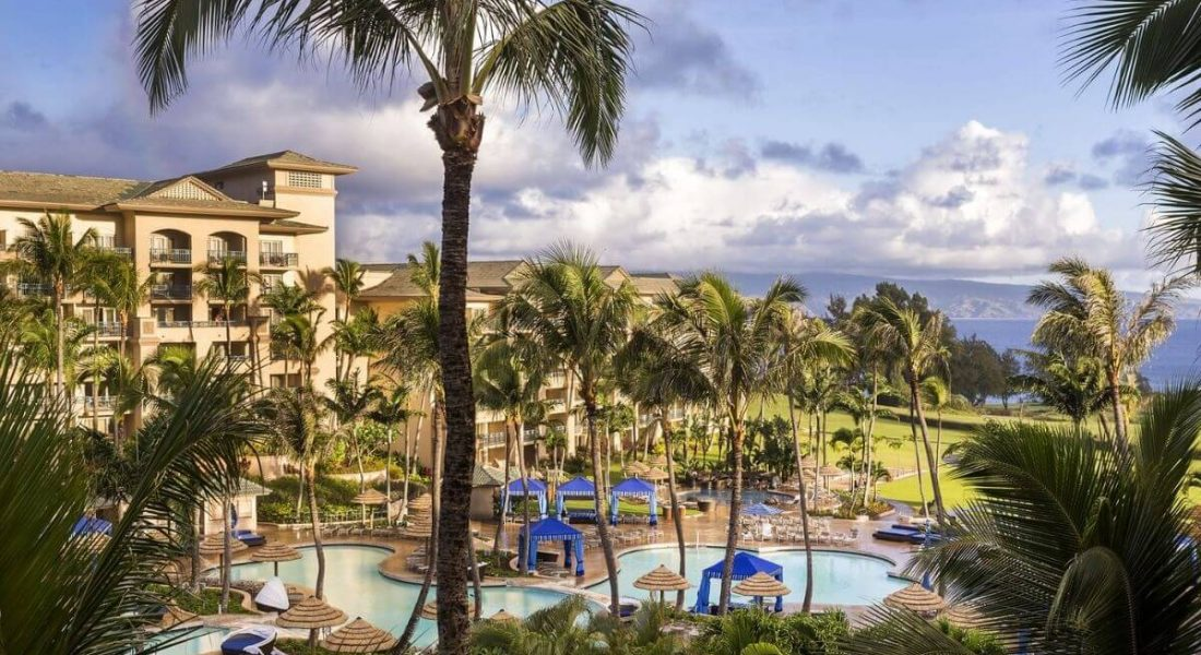 The Ritz-Carlton, Kapalua – Maui, Hawaii