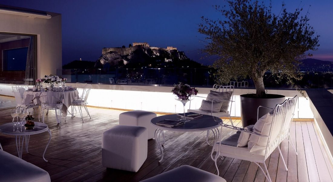 NEW Hotel – Stay in a Major Art Installation in Athens, Greece