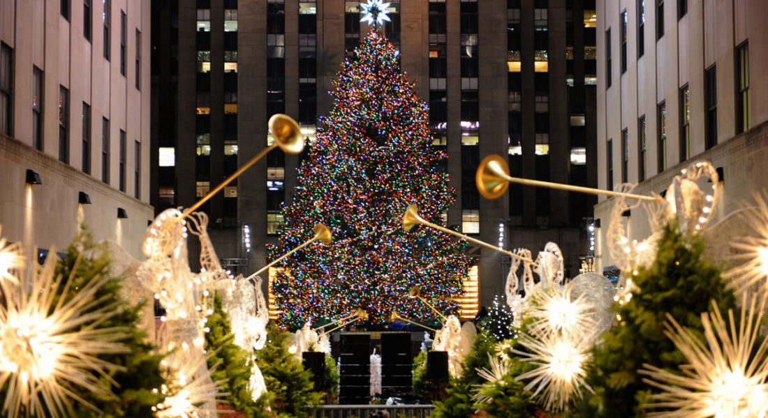 Christmas in New York City – Holiday Guide by Black Platinum Gold