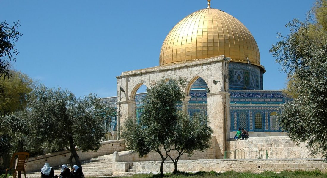 """I am Jerusalem"" – Visit the Old City, visit Jerusalem"