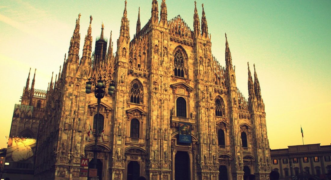 The best 5 cities to visit in Italy