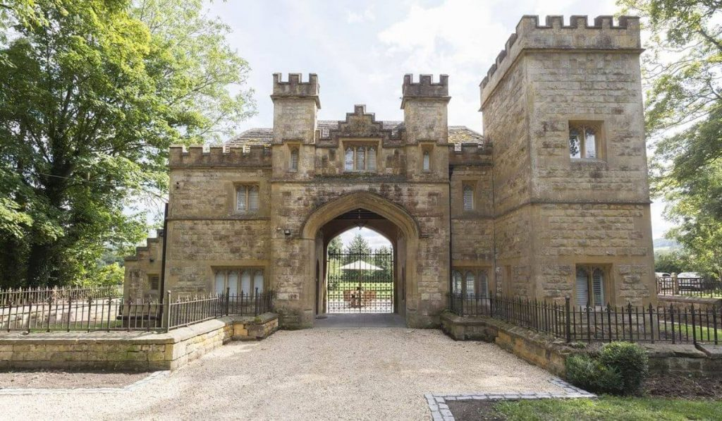 Sudeley Castle Gatehouse