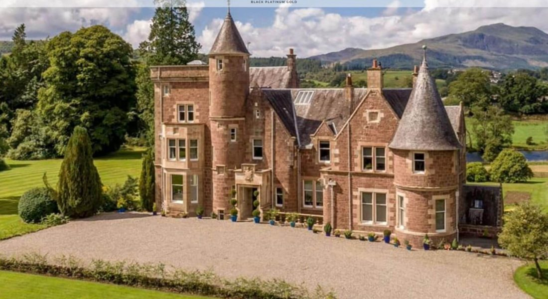 Love The Crown? Here are 10 UK castles to rent and live like royalty