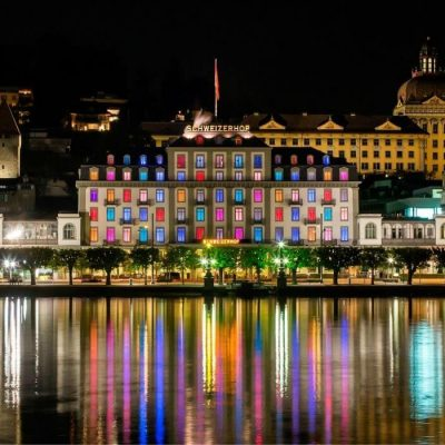 Switzerland's City of Lights – 3 Nights at Hotel Schweizerhof Luzern