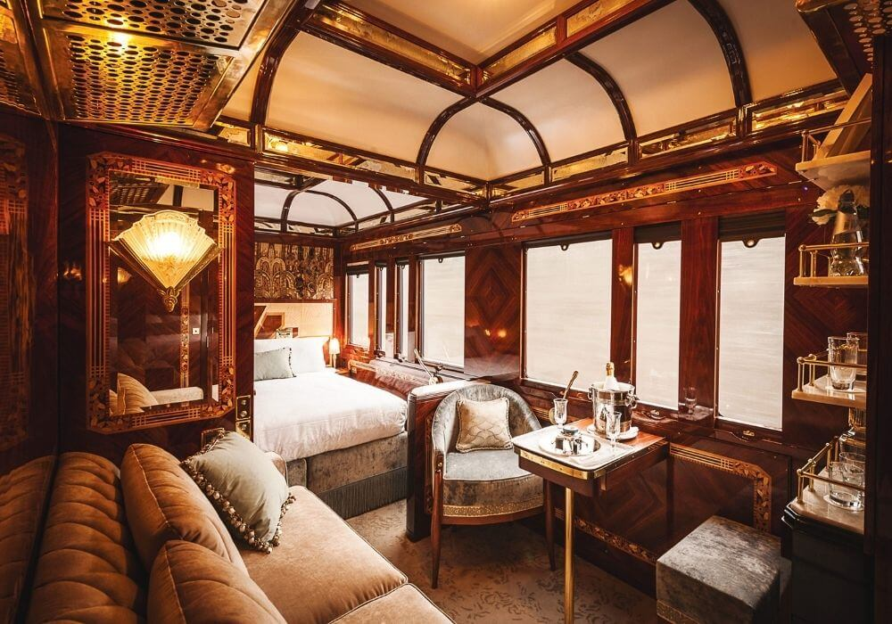 Top 5 Most Luxurious Train Rides in Europe