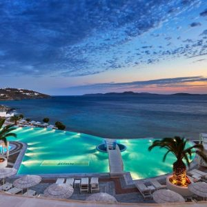 Saint John Mykonos Resort – Great Glamour in Greece