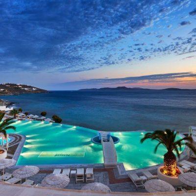 Glamorous Greece – 2 Nights at Saint John Mykonos Resort & Spa