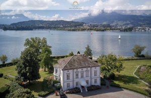 Switzerland's City of Lights – Hotel Schweizerhof Luzern | Black Platinum Gold