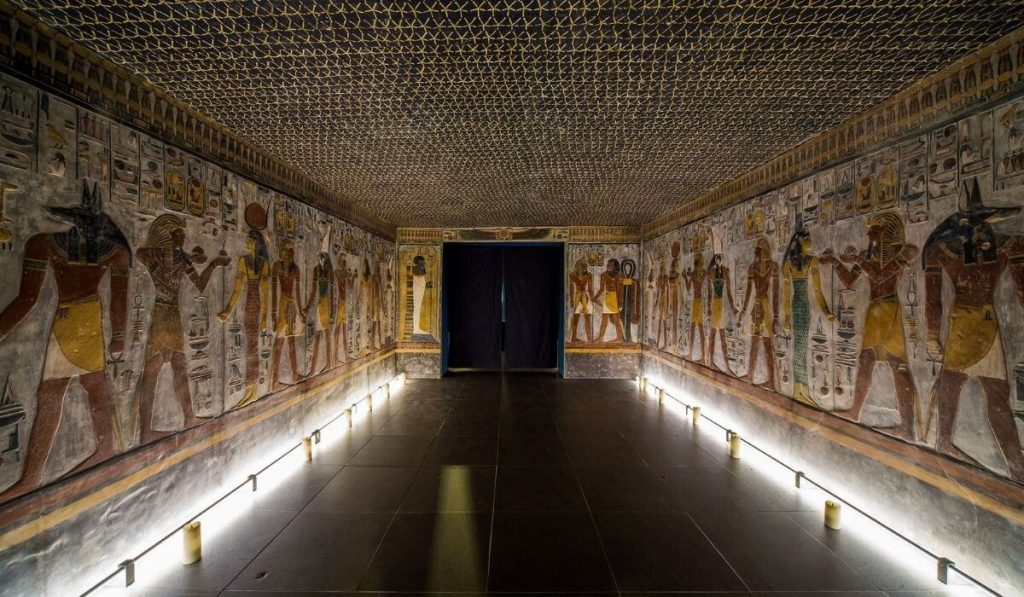 Tomb of Seti I, Luxor