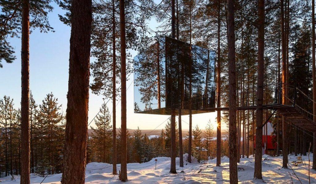 Treehotel – Sweden