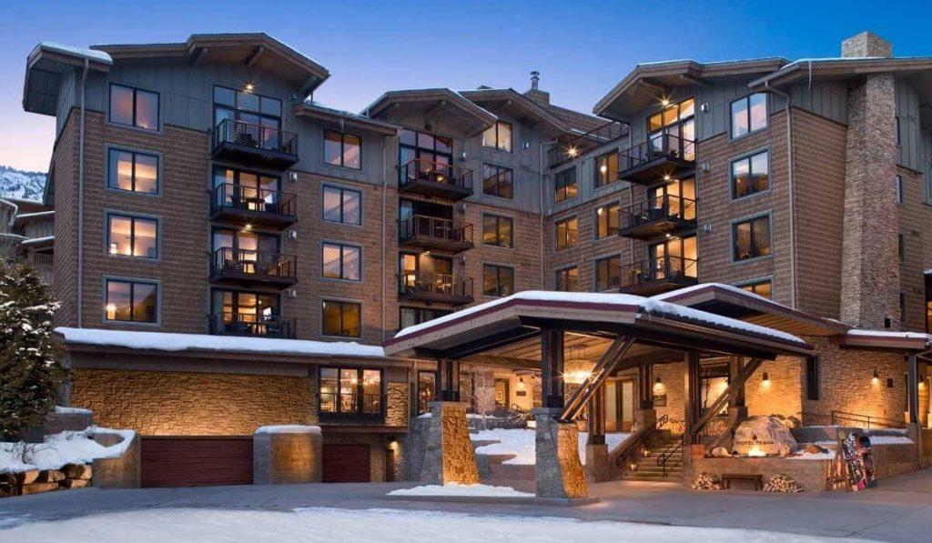 Hotel Terra Jackson Hole – Wyoming, USA