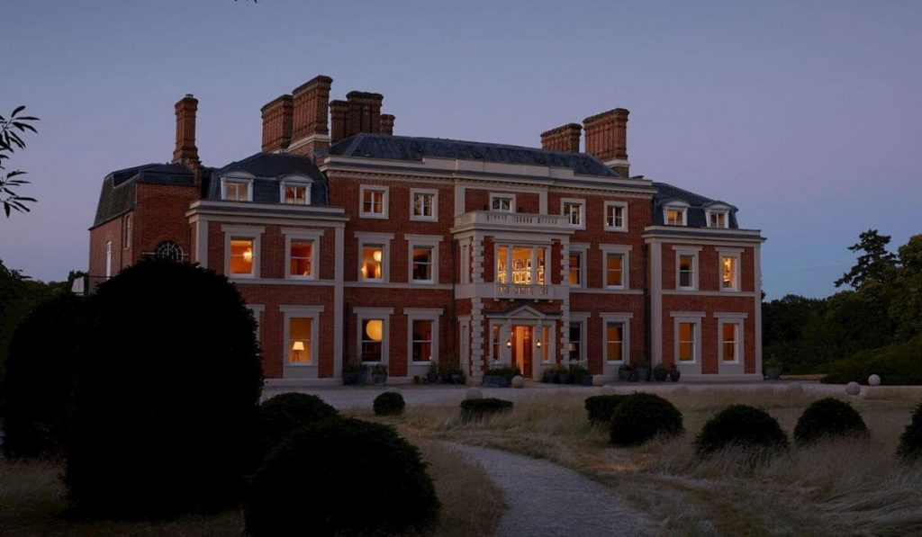 Heckfield Place – Hampshire, United Kingdom