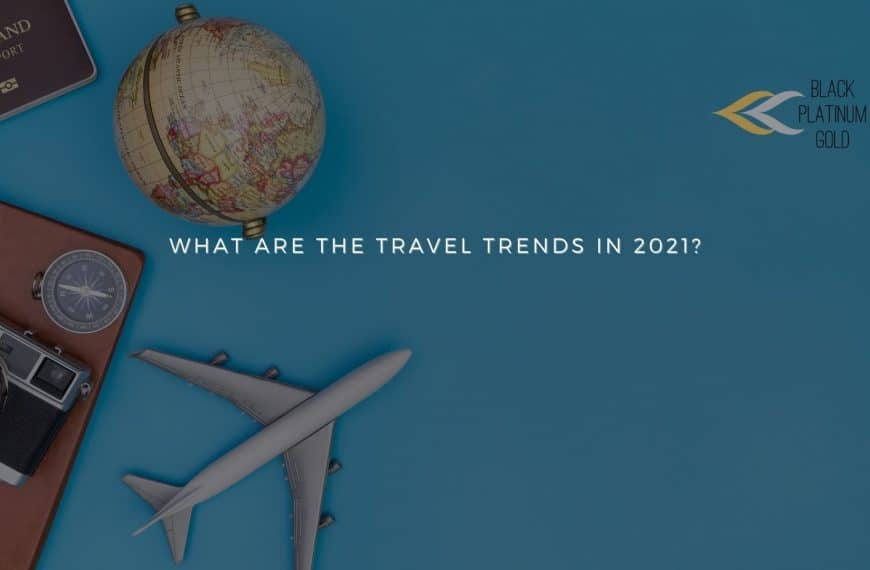What are the travel trends in 2021?