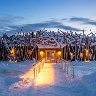 Spellbinding Swedish Lapland – 3 Nights at Arctic Bath, Sweden