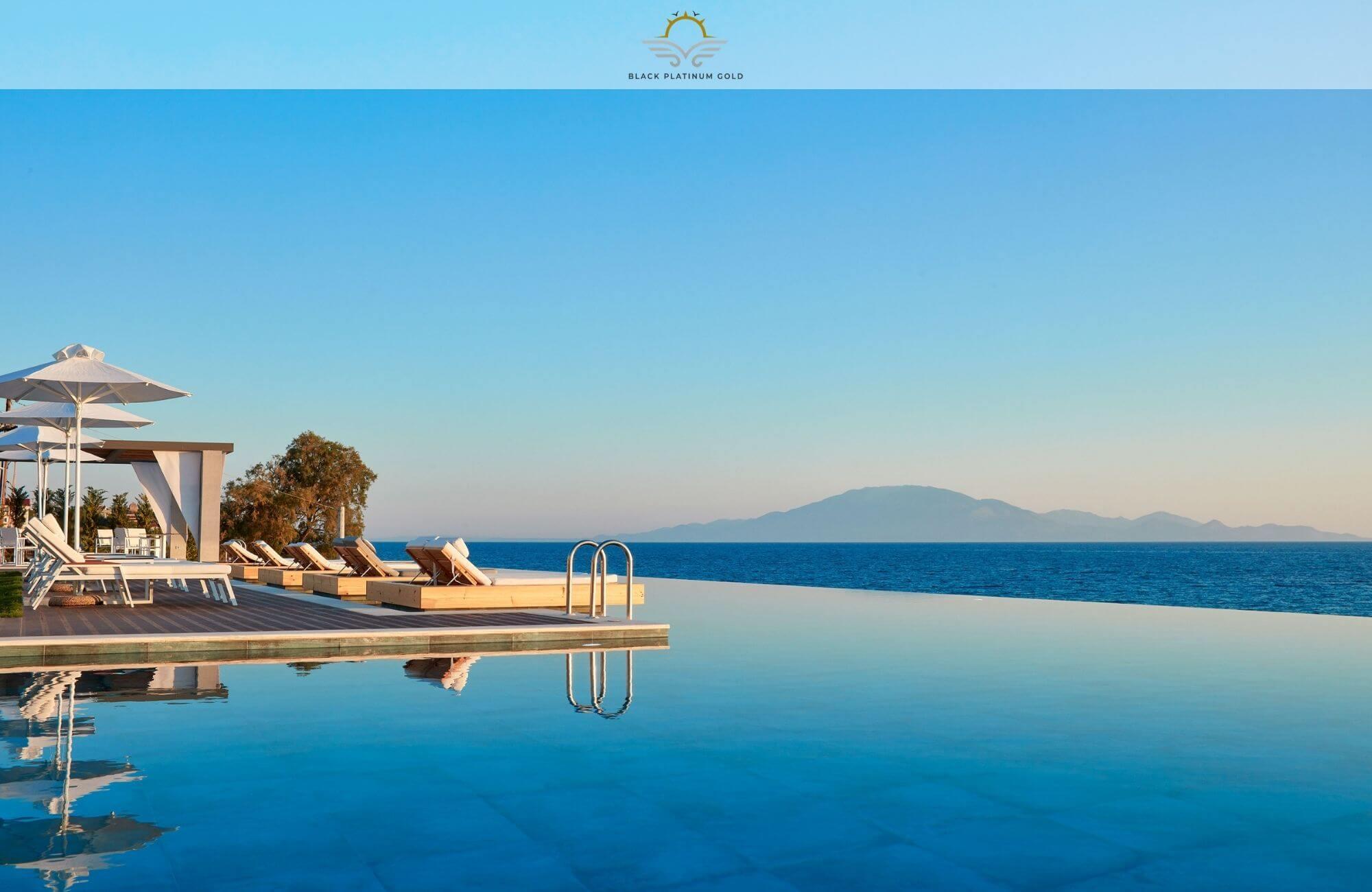 Greece – 3 Nights at Lesante Blu Exclusive Beach Resort