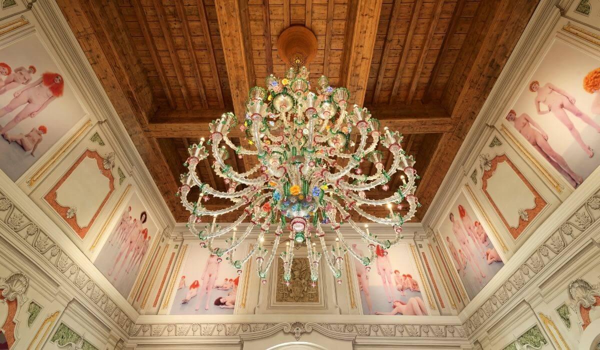 Contemporary Artwork in Valpolicella – Byblos Art Hotel Villa Amistà, Verona