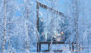 Arctic Bath – Spellbinding Swedish Lapland
