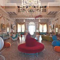 Contemporary Artwork in Valpolicella – Byblos Art Hotel Villa Amistà | Black Platinum Gold