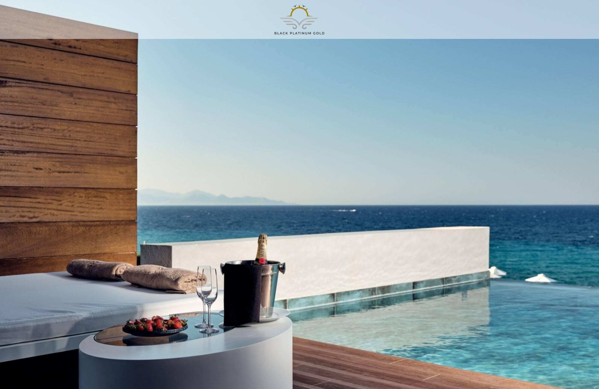 Zakynthos – 3 Nights at Lesante Blu Exclusive Beach Resort, Greece