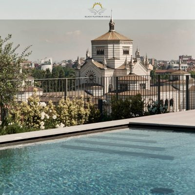 Milan, Italy – 2 Nights at Hotel VIU, stay in Junior Suite