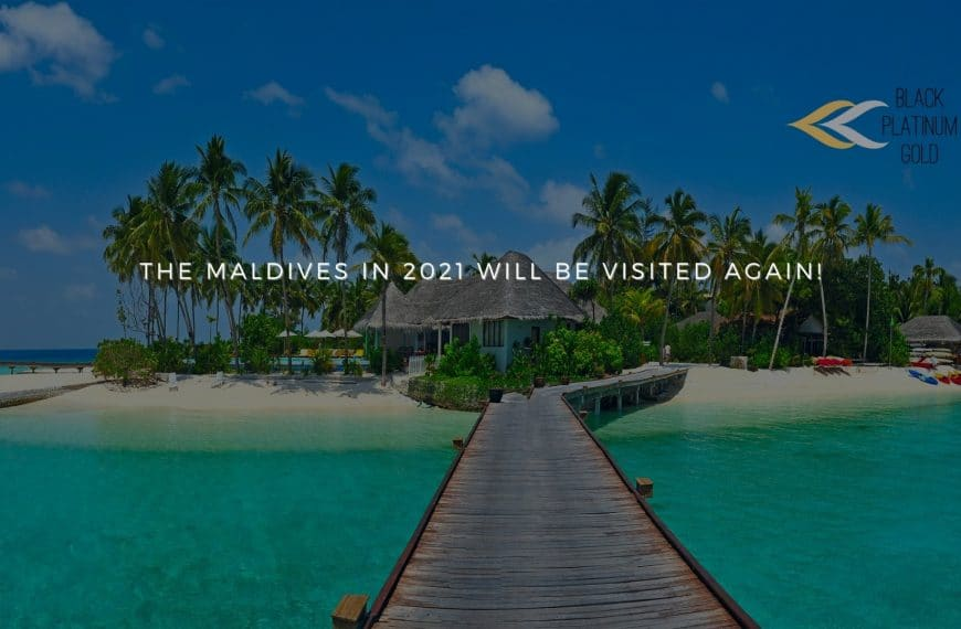 The Maldives is back! Excellent numbers in these early months of 2021