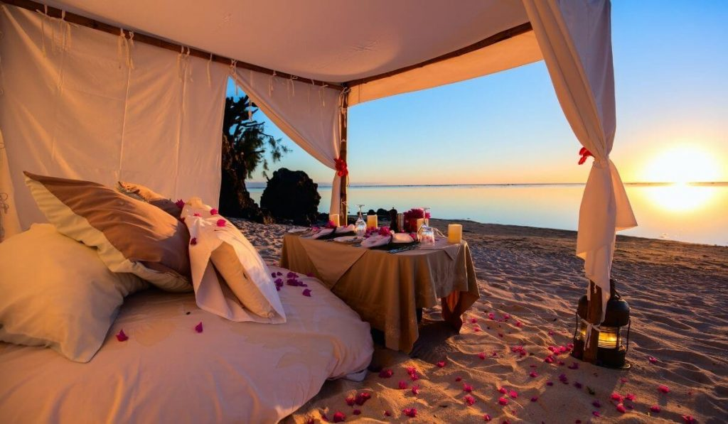 Where to spend the most romantic Valentine's Day